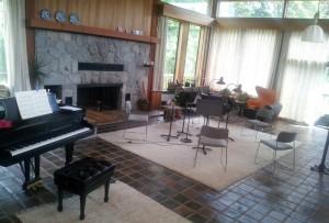 Westacres house concert