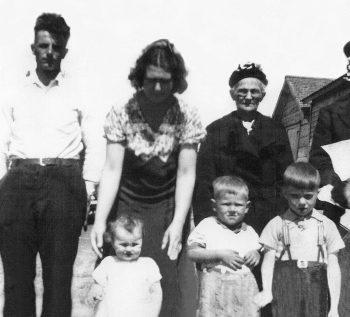 Rosanna & family