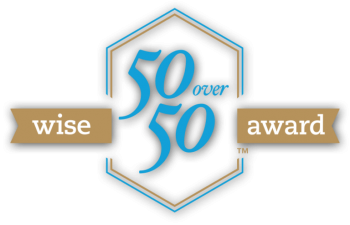 Wise 50 Over 50 Award